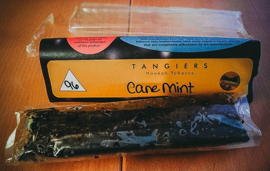Обзор табака tangiers