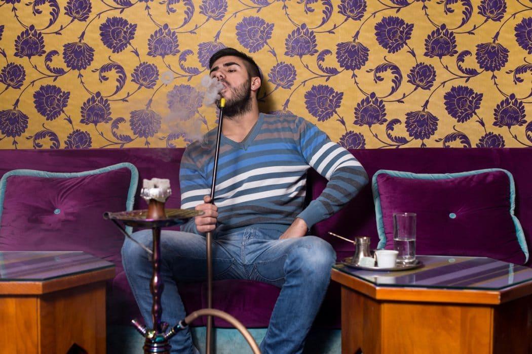 Правильное курение кальяна