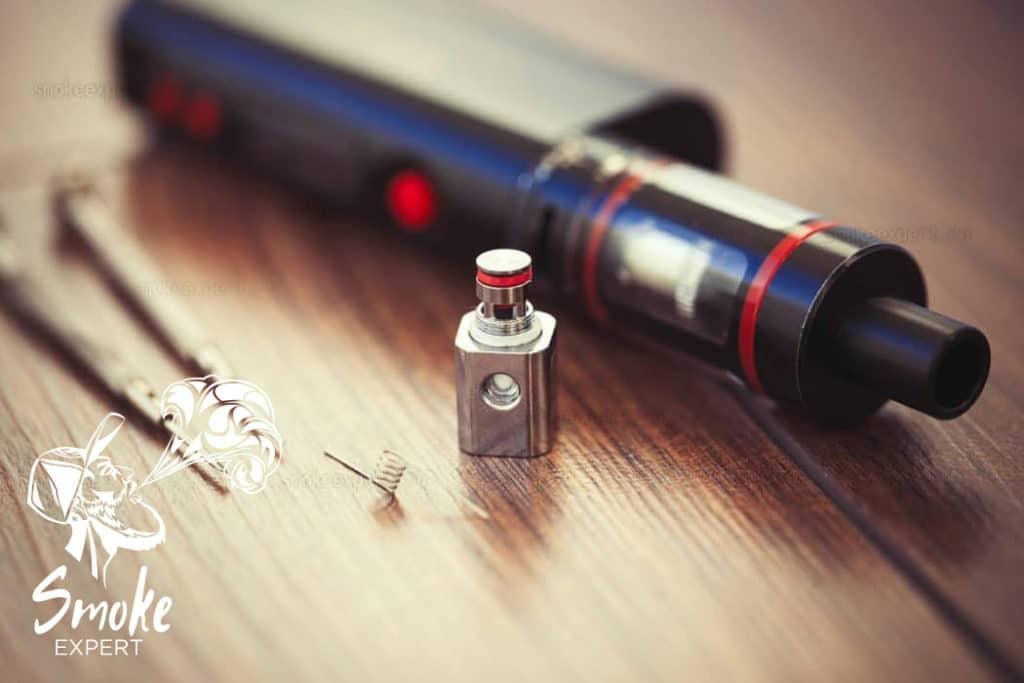 Как правильно собрать электронную сигарету
