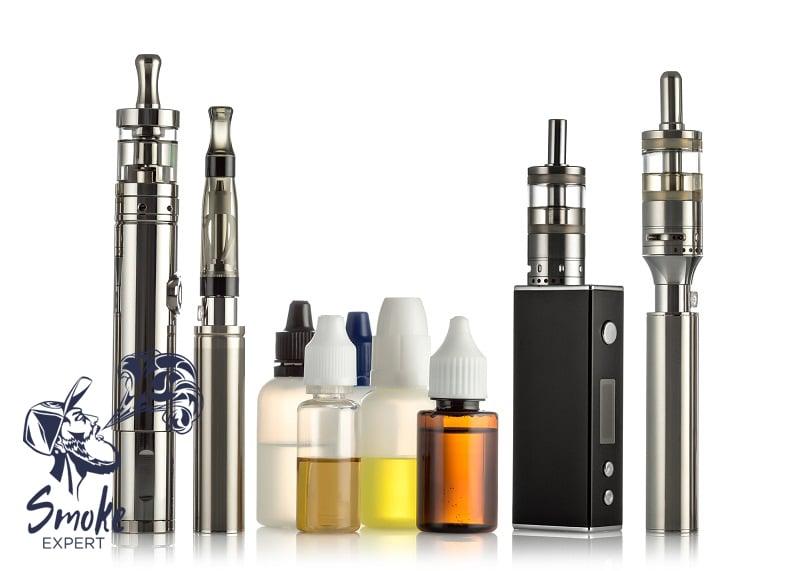 Электронные сигареты, как работают
