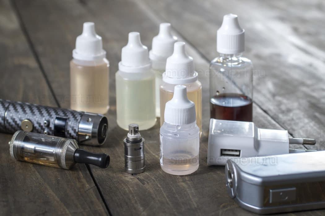 выбираем жидкость для электронной сигареты