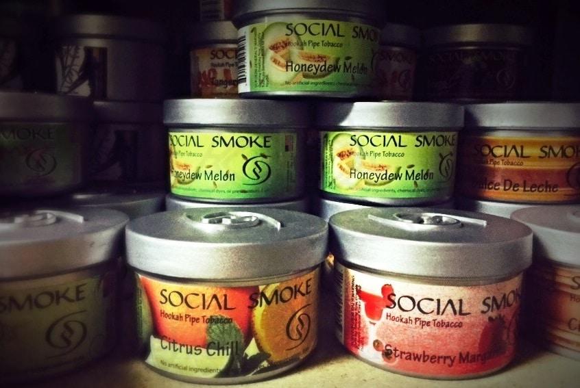 Изображение табака Social Smoke