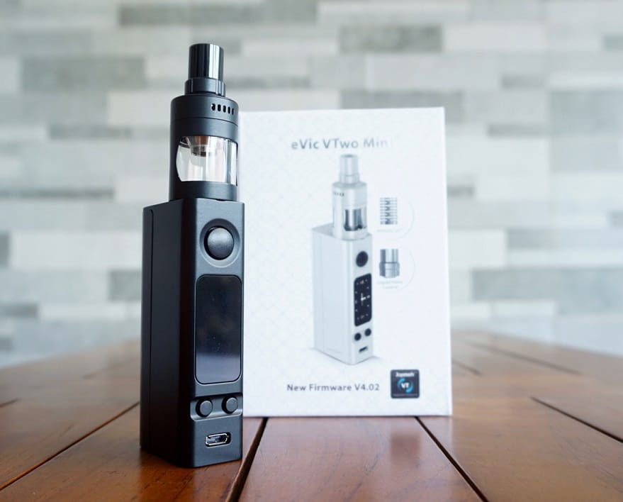Электронная сигарета Joyetech eVic VTwo Mini Kit