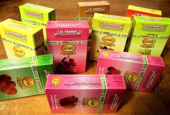 Разновидности табака альфакер