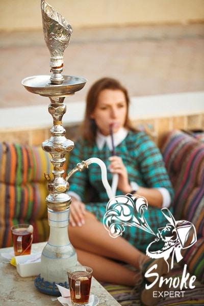 Вред курения кальяна для девушки