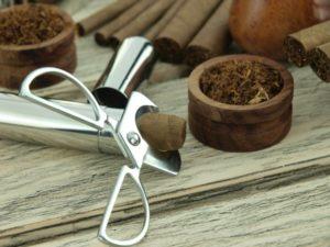 Как обрезать сигару правильно