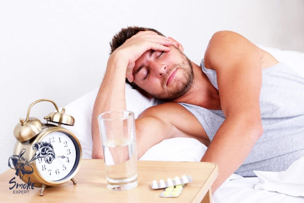 Болит голова после кальяна: почему возникает боль, что делать