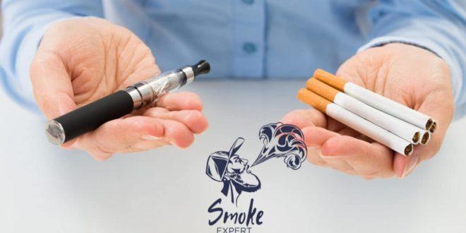 Электронная сигарета или обычная: что вреднее для здоровья