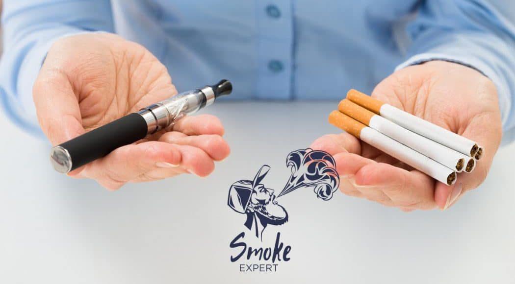 Узнаем вреднее ли сигарета чем вэйп