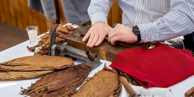 Изготовление сигар в домашних условиях