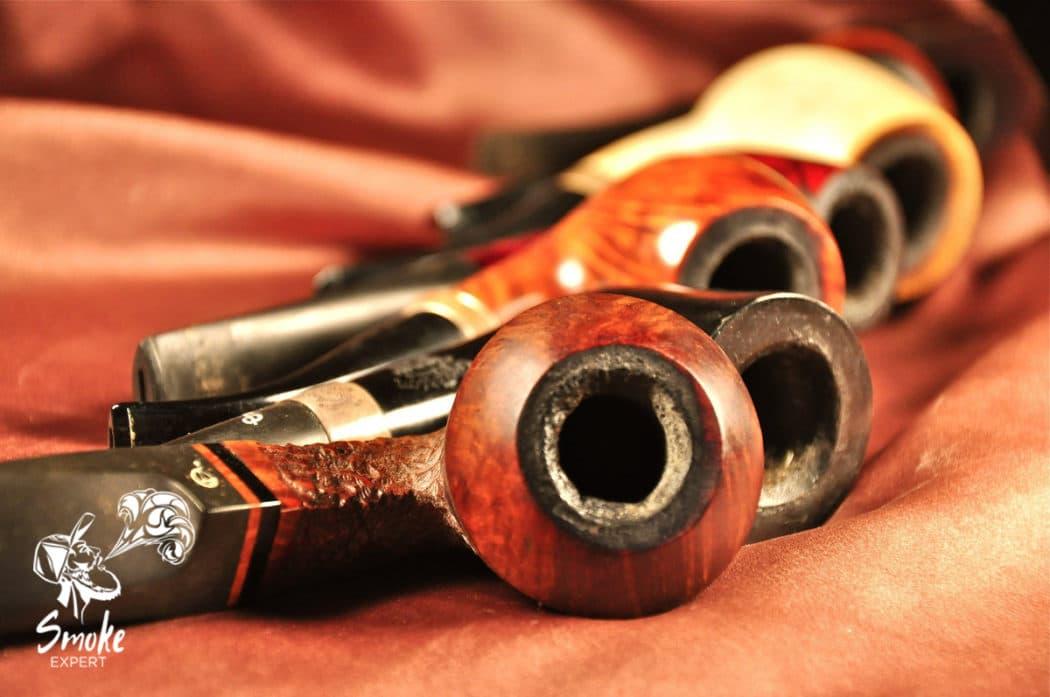 Виды курительных трубок