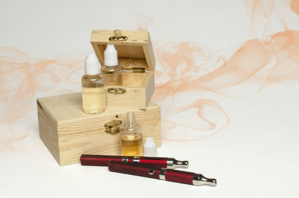 Рецепты жидкости для электронных сигарет