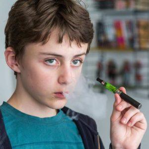 курение у школьников