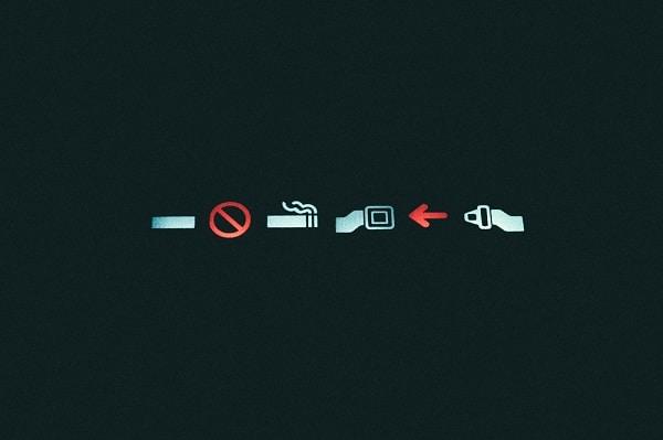можно ли курить вэйп в самолете