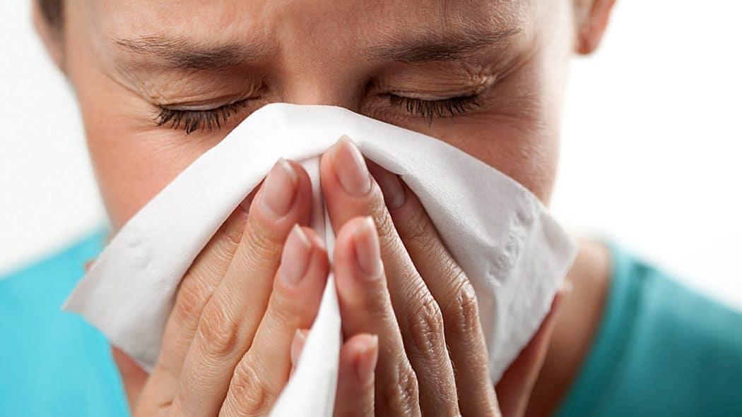 Аллергия на е-сигареты