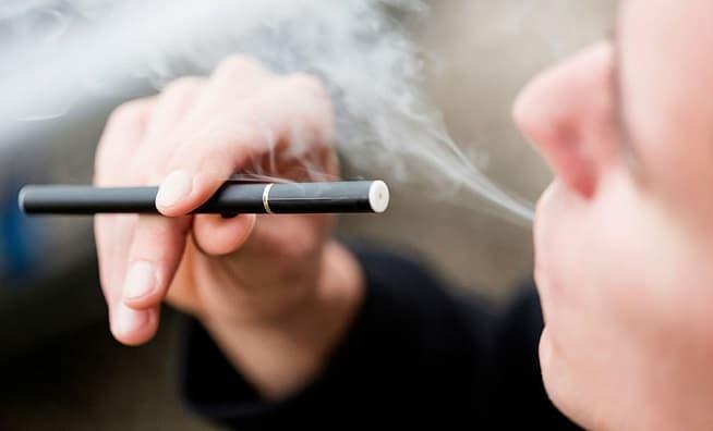 электронная сигарета с табаком
