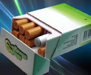 электронные сигареты с табаком