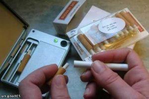 как пользоваться электронной сигаретой с табаком
