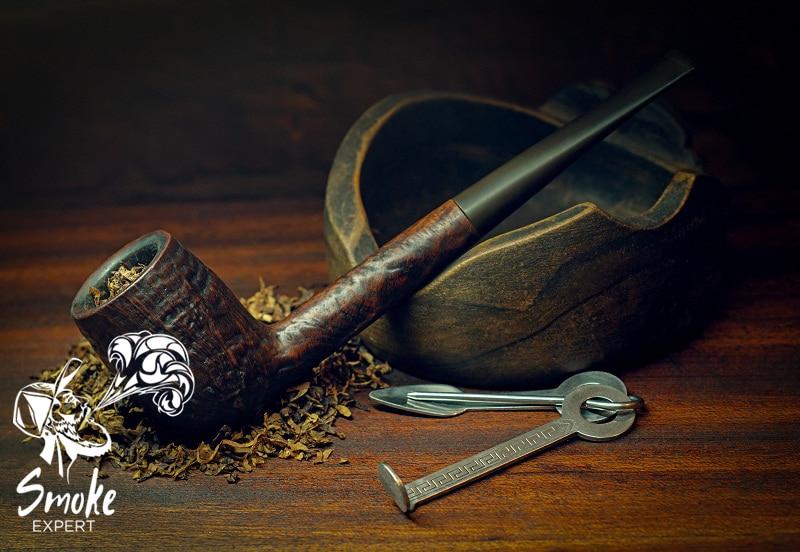 Хорошая трубка и дорогой табак