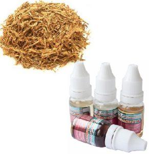 заправка для электронной сигареты с табаком