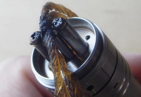 Методы очистки электронной сигареты