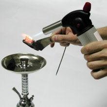 Популярные способы розжига углей для кальяна