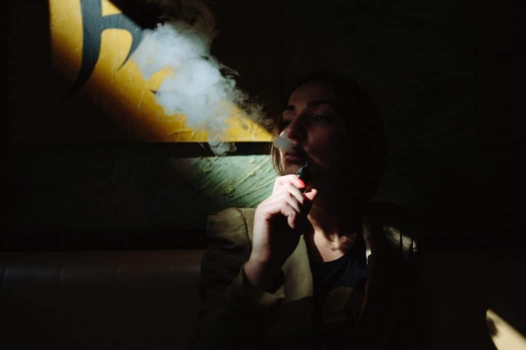 Есть ли зависимость от электронной сигареты