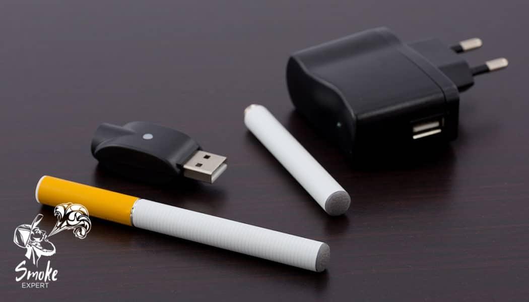 электронная сигарета одноразовая