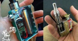 Как самостоятельно сделать электронную сигарету в домашних условиях