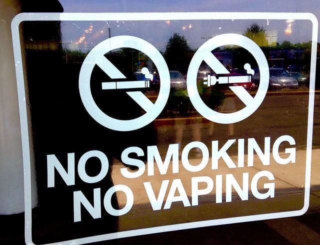 Будет ли запрет электронных сигарет в России?