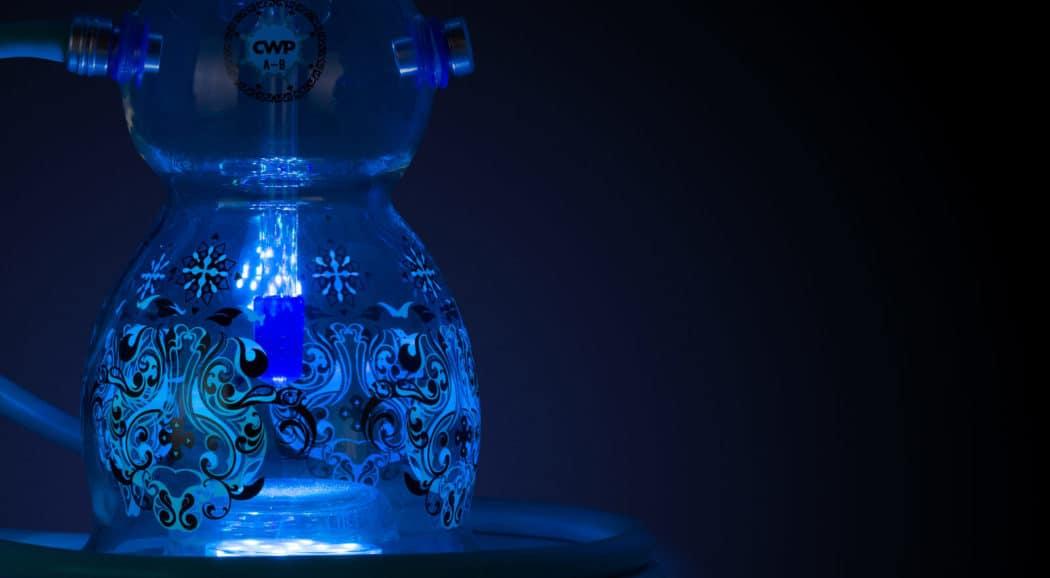 Подсветка для кальяна