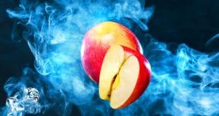 Как сделать кальян на яблоке
