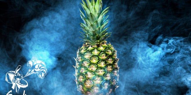как приготовить кальян на ананасе
